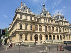 Palais du Commerce - English: In Lyon, France