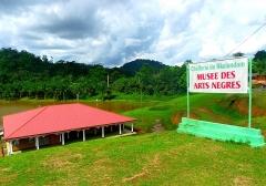 Garage Citroën - Site de nkolandom dans le Sud-Cameroun
