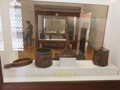 Petit Palais de Conflans - Français:   Musée d\'art et d\'histoire de Conflans, objets du métier de l\'elevage