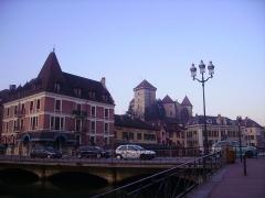 Château - Deutsch: Schloss, Annecy