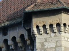 Château - Español: Annecy, detalle de las defensas del castillo
