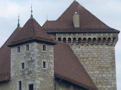Château - Español: Annecy, el castillo, Francia