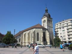 Eglise Saint-Maurice - English:   St. Maurice Church, Annecy