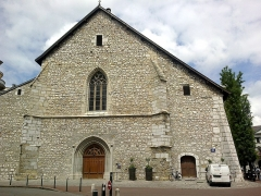 Eglise Saint-Maurice -  Haute-Savoie Annecy Saint-Maurice 04072013