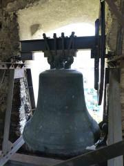 Eglise Saint-Michel - English: grosse cloche