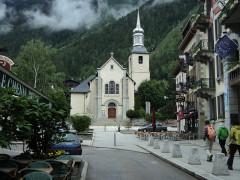 Eglise Saint-Michel -  Chiesa Locale