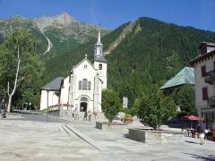 Eglise Saint-Michel -  la chiesa