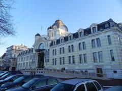 Ancien établissement thermal -  Evian - Palais Lumière