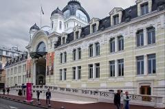 Ancien établissement thermal -  Le Palais Lumière.