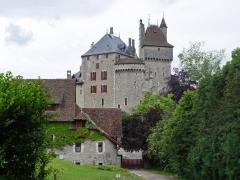 Château de Menthon -  Menthon, Chateau de Menthon-Saint-Bernard