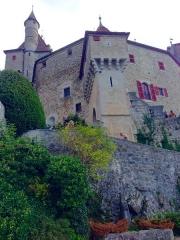 Château de Menthon - Château de Menthon St Bernard