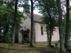 Site du Mont-Saint-Michel -  Chapelle Mont St Michel, près St Jean Saverne (Bas Rhin)
