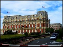 Hôtel du Palais -  Hotel du Palais, Biarritz