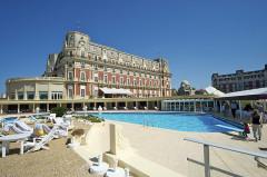 Hôtel du Palais -  Vista del hotel