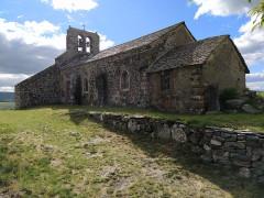 Eglise Saint-Roch de Fortuniès -  église Saint Roch