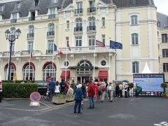 Casino -  Le Grand Hôtel Cabourg, Cabourg, Lower Normandy, France