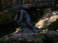 Fonderie du Val d'Osne - Português: Palácio do Catete (cidade do Rio de Janeiro, Brasil): Jardins