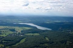 Villages palafittes du lac de Chalain - English: Lac de Chalain