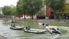Canal Saint-Martin -  Canal Saint Martin