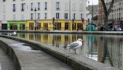 Canal Saint-Martin -  Hôpital Saint-Louis, 75010 Paris, France