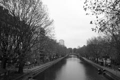 Canal Saint-Martin -  Canal Saint-Martin