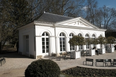 Propriété Caillebotte - Deutsch: Parc Caillebotte in Yerres im Département Essonne (Île-de-France/Frankreich), Orangerie