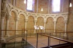 Ancienne abbaye Saint-Jean - Français:   Sorde l\'Abbaye - Eglise, abside