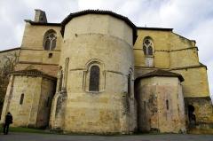 Ancienne abbaye Saint-Jean - Français:   Sorde l\'Abbaye - Église