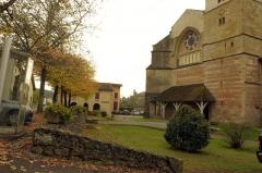 Ancienne abbaye Saint-Jean - Français:   Sorde l\'Abbaye