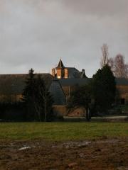 Ancien relais de poste -  Relais de poste de Launois-sur-Vence (Ardennes, France)