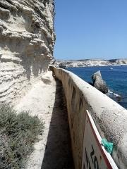 Escalier du roi d'Aragon - Français:   Escalier du roi d\'Aragon