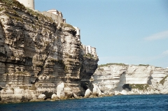 Escalier du roi d'Aragon - English: the staircase of king Aragon, Bonifacio