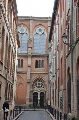 Eglise du Gésu -  Église du Gésu de Toulouse, Toulouse, Midi-Pyrénées, France