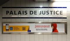 Palais de Justice -  Ligne B
