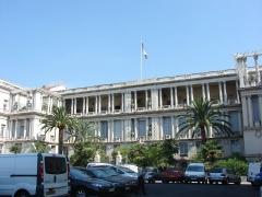 Palais de la Préfecture, ancien palais des rois de Sardaigne -  Palais Prefectoral, Nice, Provence-Alpes-Côte d'Azur, France