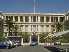 Palais de la Préfecture, ancien palais des rois de Sardaigne -  Préfecture de Nice