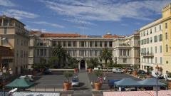 Palais de la Préfecture, ancien palais des rois de Sardaigne -  Vieille Ville, Nice, France