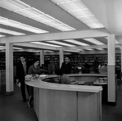 Bibliothèque municipale -