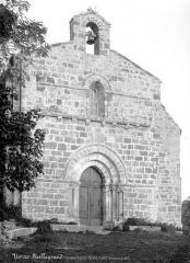 Ancienne commanderie de templiers Saint-Jean-Baptiste de Malleyrand -