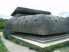 Batterie d'artillerie de Longues -  Longues-sur-Mer Battery, Command Post