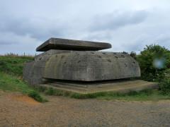 Batterie d'artillerie de Longues - English:   Battery Longues sur mer, Normandy