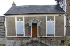 Maison de Maurice Ravel, actuellement musée - Français:   Maison de Maurice Ravel, Montfort-l\'Amaury.