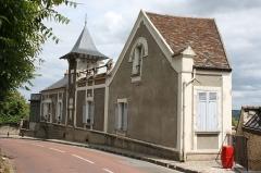 Maison de Maurice Ravel, actuellement musée - Deutsch:   Maison de Maurice Ravel in Montfort-l'Amaury