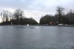 Domaine national de Saint-Cloud - Bassin de la Grande Gerbe, Parc de Saint-Cloud.