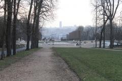 Domaine national de Saint-Cloud - Bassin de la Petite Gerbe, Parc de Saint-Cloud.