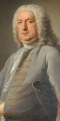 Château - English: François de la Porte de Feraucourt/ Meslay castle