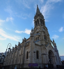 Eglise du Centre ou Saint-Clodoald - Français:   Église Saint-Clodoald de Saint-Cloud.