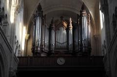 Eglise du Centre ou Saint-Clodoald - Deutsch: Katholische Pfarrkirche Saint-Clodoald in Saint-Cloud im Département Hauts-de-Seine (Île-de-France/Frankreich), Orgel von Aristide Cavaillé-Coll, von 1877