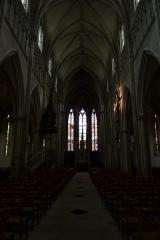 Eglise Saint-Amé - Deutsch:   katholische Pfarrkirche Saint-Amé in Plombières-les-Bains
