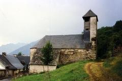 Eglise Saint-Geniès de Benque-Dessous - Français:   L\'église saint-Geniès de Benque-Dessous, Haute-Garonne, France.